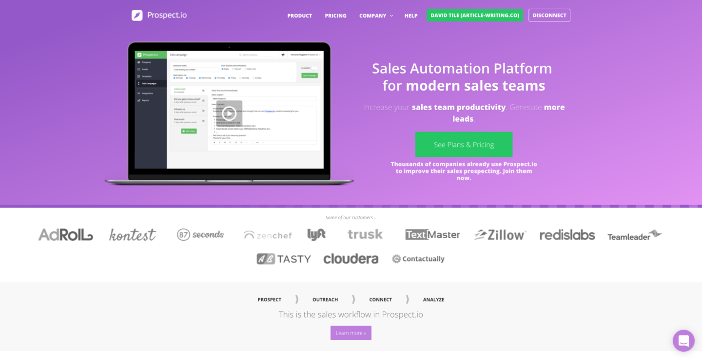 your list of the best online sales tools for small business