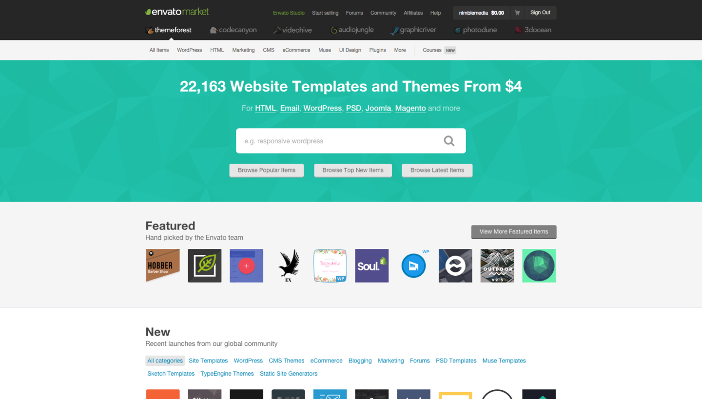 Website tools for the small business the 1 marketplace for premium website templates including themes for wordpress magento drupal joomla and more create a website fast cheaphphosting Images