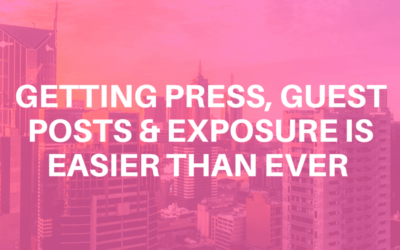 Easiest Way to get Press, Guests posts and Exposure – Meet Powerful Outreach