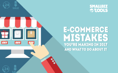 eCommerce Mistakes You're Making in 2017 and What to Do About It