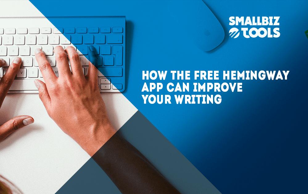 hemingway writing app
