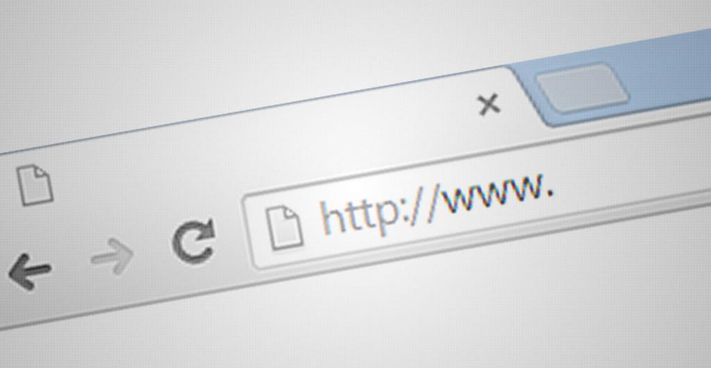 website address, URL bar, link tracking