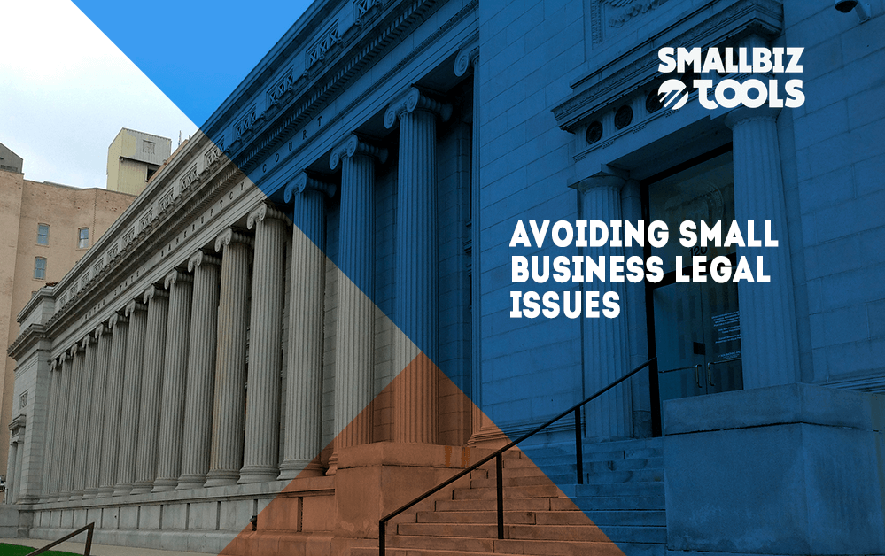 Avoiding Small Business Legal Issues