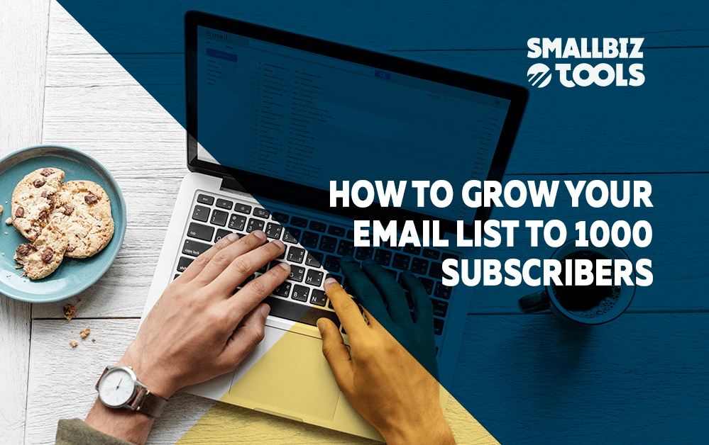 How To Grow Your Email List To 1,000 Subscribers
