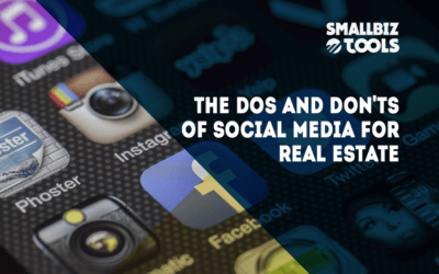 The Dos and Don'ts of Social Media for Real Estate