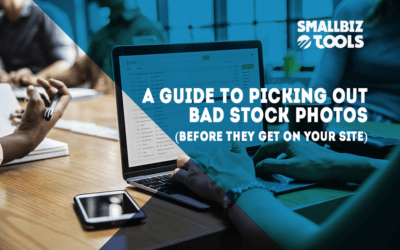 A Guide To Picking Out Bad Stock Photos (before they get on your site)