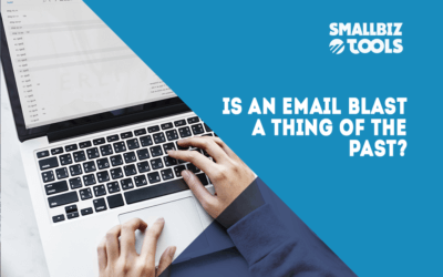 Is An Email Blast A Thing of The Past?