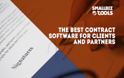 The Best Contract Software For Clients and Partners