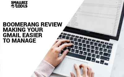 Boomerang Review: Making Your Gmail Easier To Manage