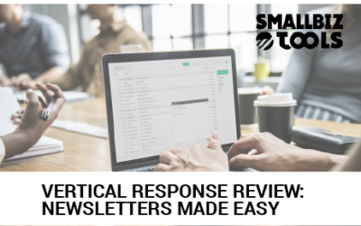 Vertical Response Review: Newsletters Made Easy