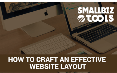How To Craft An Effective Website Layout