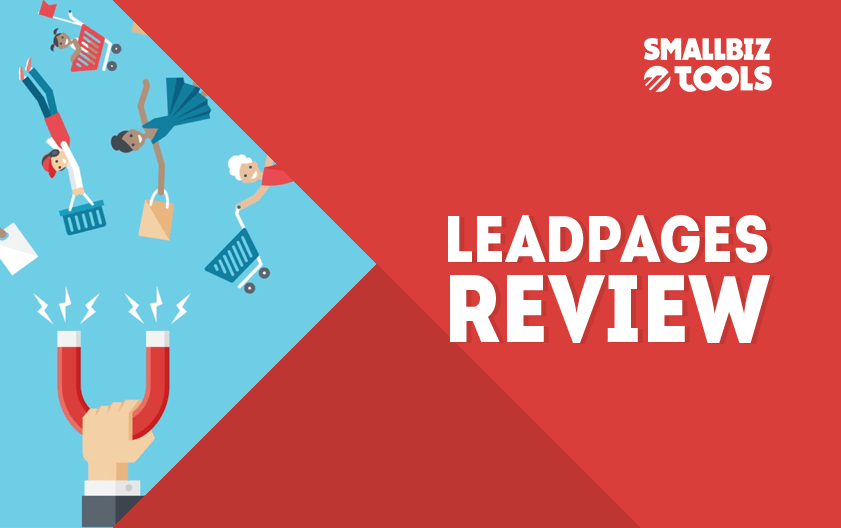 Leadpages Blog Template
