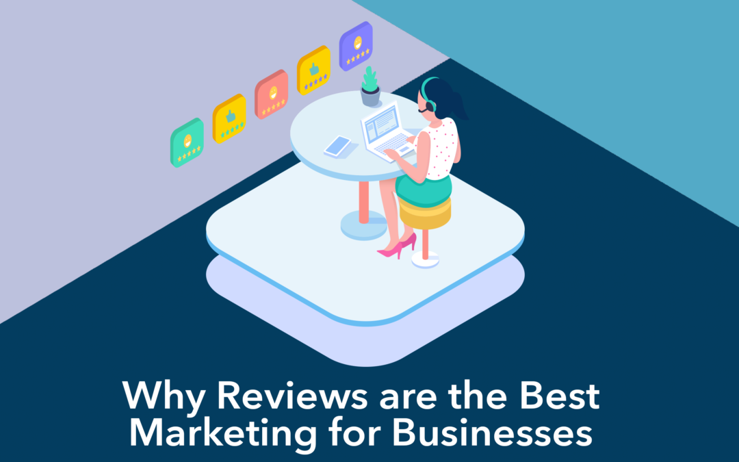 Why Reviews are the Best Marketing for Businesses